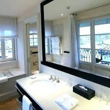 silver framed bathroom mirrors. Framed Vanity Mirrors Black Mirror Large Bathroom Silver A