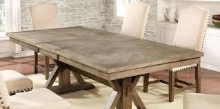 oak extendable dining table light oak extendable dining image 3 solid oak extending dining table and 6 leather chairs dark oak round extending dining table