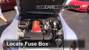 replace a fuse 2000 2009 honda s2000 2005 honda s2000 2 2l 4 cyl locate engine fuse box and remove cover