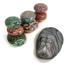 pebble painting stone painting rock painting rocky road beach stones stone art painted stones rock art soloing
