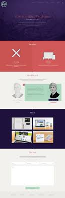 Dutch Website Design Responsive One Page Portfolio For Dutch Duo Triz Who