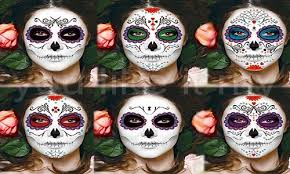 mexican sugar skull makeup for s on