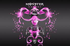 pink monster energy logo wallpaper. Interesting Logo PixforGtPinkMonsterEnergyHd1920x1080PX On Pink Monster Energy Logo Wallpaper A