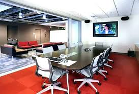 Used Office Furniture Seattle A High Tech  Conference Room In Flat U95