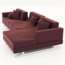 ... divanidea movie sofa 3d model max obj 3ds fbx mtl 5 ...