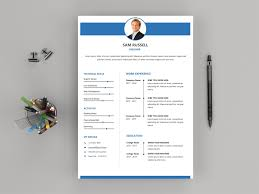 Resume Templates Word Free Modern Free Modern Word Resume Template By Julian Ma Dribbble Dribbble