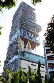 Antilia Incredible Images Of The Most Extravagant House In The World