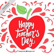 teacher apple outline clipart. teachers day background with apple teacher outline clipart