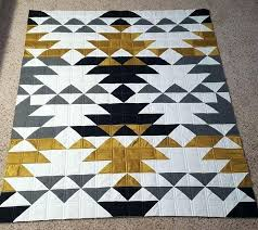 Southwest Quilt Patterns Beauteous Southwestern Quilts Patterns Sequoia Quilt Pattern Southwest
