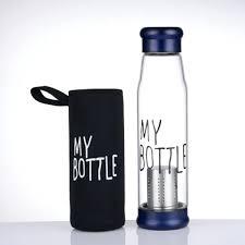 glass infuser water bottle glass portable tea infuser glass fruit infuser water bottle canada