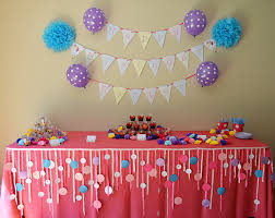 Small Picture Marvelous Simple Birthday Decoration At Home As Modest Article
