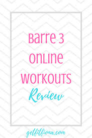 services barre 3 workouts review