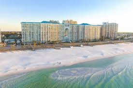 majestic sun resort destin florida one of destin s nicest vacation places every unit has a full beachfront view
