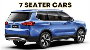 6 new 7 seater cars launching in india