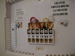 3770998760 047fc733a9 jpg problem goodman gmnt to hunter 44155c thermostat hvac diy i just purchased a hunter programmable thermostat hunter thermostat 44132 wiring diagram