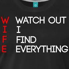 Lustige Sprüche Ehefrau Rucksack Spreadshirt