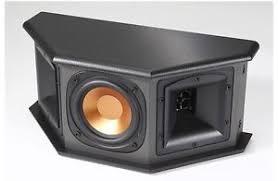 klipsch surround sound speakers. new klipsch reference series rs-10 single surround sound hifi speaker 200w peak speakers r