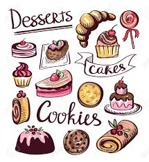 Collection Of Free Baked Clipart Baked Goods Download On Ui Ex