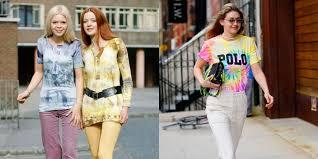 Nostalgic <b>vintage fashion</b> trends you'll be seeing everywhere this fall ...