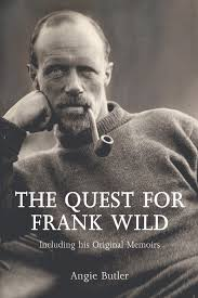 The Quest for Frank Wild by Angie Butler - Front-cover11