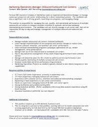 Telemarketing Resumes Resume Sample Supervisor Position New Resume Sample For Call Center
