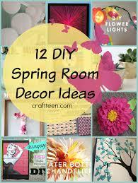 12 diy spring room decor ideas e2 80 93 craft teen