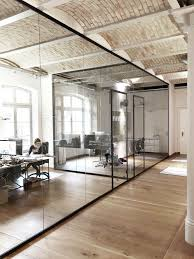 cool office space design. We Love The Openness Of Having Huge Glass Windows In Office Cool Space Design I