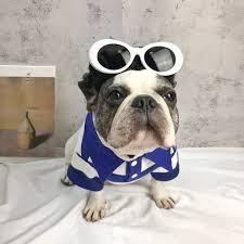 French Bulldog Fashion Pet Dog Clothes ...