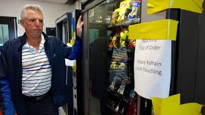 Vending Machines Ottawa Mesmerizing Spree Of Vending Machine Thefts Targeting Schools Arenas CBC News