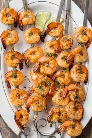 Best cold marinated shrimp appetizer from 30 mouthwatering cold appetizers whats your favorite. Grilled Shrimp Recipe In The Best Marinade Valentina S Corner