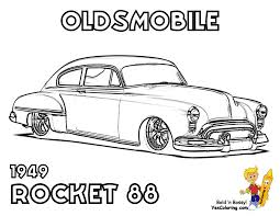Small Picture Brawny Muscle Car Coloring Pages American Muscle Cars Free