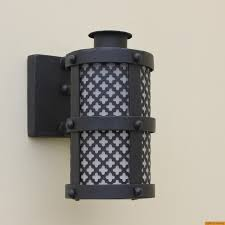 7429 1 gothic outdoor wall lighting
