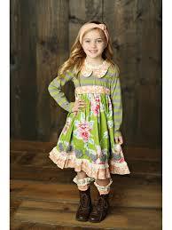 Mustard Pie Clothing Size Chart Mustard Pie Baby Girls Green Jeweled Forest Bernadette Fall Dress 12 18m
