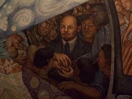 diego rivera murals rockefeller. Plain Murals Mural Featuring Lenin For Diego Rivera Murals Rockefeller T