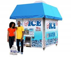 Kooler Ice Vending Machine Price