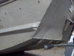 rubber flooring jon boat pictures