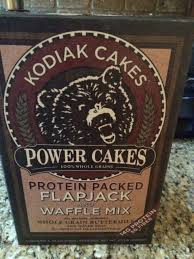 Kodiak Pumpkin Pancakes protein packed Back to the Table