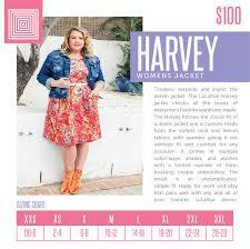 Elegant Lularoe Harvey Size Chart Michaelkorsph Me