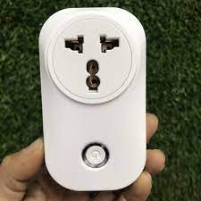 xả kho]Ổ điện thông minh ổ cắm điện wifi điều khiển từ xa hẹn giờ bật tắt  hàng chính hãng VIKOTECH phiên bản tiếng việt giá cạnh tranh