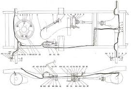willys jeep parts diagrams illustrations from midwest jeep willys brakes system mb cj2a cj3a m38