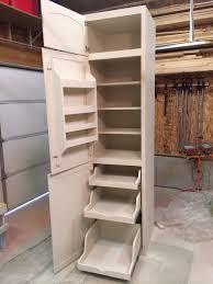 Wrap Around Kitchen Cabinets Small Kitchen Pantry Cabinet Buslineus