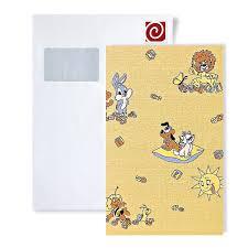 Behang Staal Edem 007 Serie Kinderkamer Behang Comic Behang