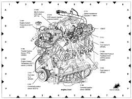 where is the ect sensor located in a 2003 ford explorer xl 2006 Ford Explorer 4 0 Engine Diagram 2006 Ford Explorer 4 0 Engine Diagram #81 Ford 4.0 SOHC Engine Diagram