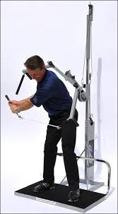 are you an avid golfer are you looking to better your swing drive and or posture this machine and its program can and will help you