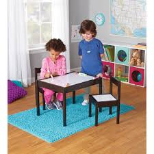 Showtime Childrens Folding Table and Chair Set - Multi-Color ...