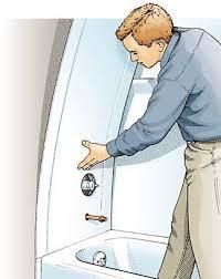 Image Window Image Popular Mechanics Installingtub Surround How To Install Tub Surround