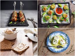 33 Cocktail Appetizer Recipes For Your Next Boozy Bash