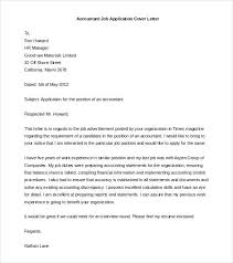 Example Of Cover Letter For It Job Application Job Application Cover