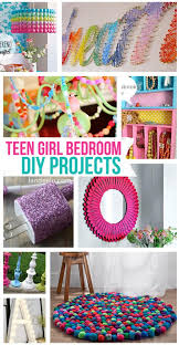 teen girl bedroom diy projects diy projects for bedroom
