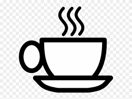 Disposable plastic and paper coffee cup for hot drinks. Cup Clipart Black And White Clip Art Coffee Cup Free Transparent Png Clipart Images Download
